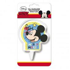 Mese gyertya- Mickey 2D