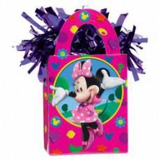 Minnie Mouse Ajándéktasak Léggömbsúly - 156 Gramm