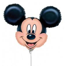 Mickey Mouse Mini Shape Fólia Lufi