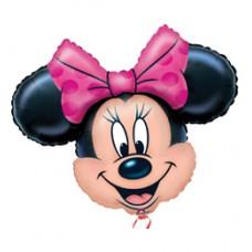 Minnie Mouse Mini Shape Fólia Lufi