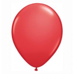 28 cm-es Red (Standard) Kerek Lufi 1 db