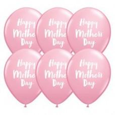 28 cm-es Mother's Day Script Pink Lufi
