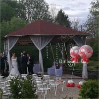 esküvői lufi