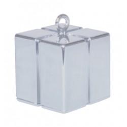 Ezüst (Silver) Ajándékdoboz Léggömbsúly - 110 gramm