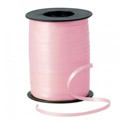 Kötöző szalag dekorációhoz virágos rózsaszín 500m