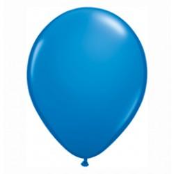 11 inch-es Dark Blue (Standard) Kerek Lufi (6 db-os csomag)