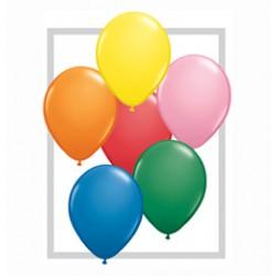 Héliumos lufi, egy színű