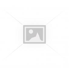 Királykék Rojtos Dekorációs Parti Papírfüzér - 274 cm