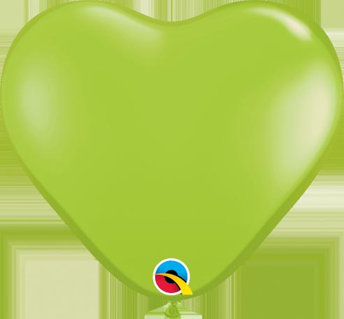zöld lufi